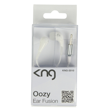 Ear Headphone - OOZY - KNG-2010/2020/2030/2040